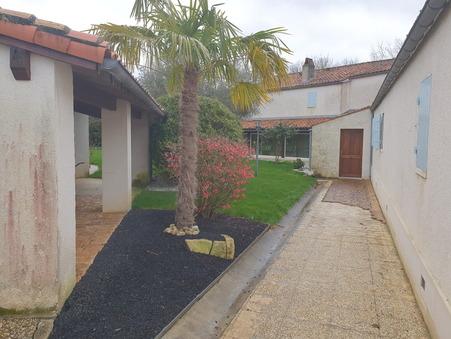 Vente        Maison d'exception Poitou-Charentes 624 000 €