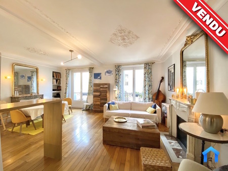 Appartement de luxe Paris 17eme arrondissement 1 388 000 €