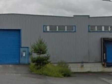 Vente Bâtiment industriel de luxe Jura 545 000 €