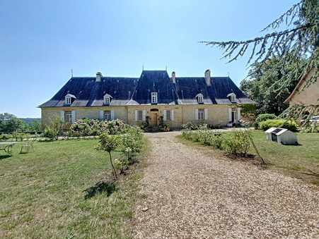 Vente Maison haut de gamme Dordogne 945 000 €