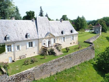 Maison de luxe Sainte alvere 945 000 €