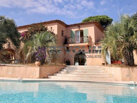 Maison de prestige Ramatuelle 8 600 000 €