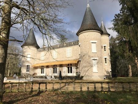 Vente Chateau de luxe Centre 840 000 €