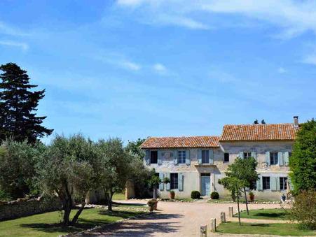 Vente Mas de prestige Arles 2 740 000 €