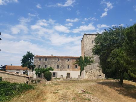Achat Château de prestige Arles 1 190 000 €