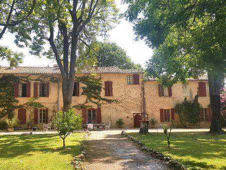 à vendre Mas de prestige Nîmes 870 000 €