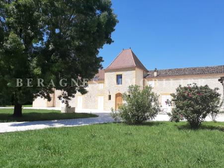 Vente Maison/villa haut de gamme Bergerac 682 500 €