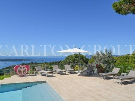 Maison de luxe Cannes 6 600 000 €