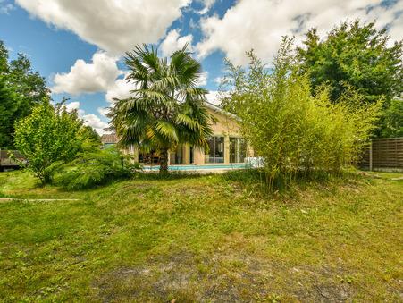 Vente Villa haut de gamme Mios 515 000 €
