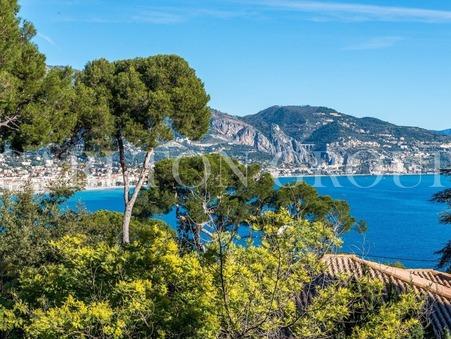 Achat Villa haut de gamme Roquebrune Cap Martin 5 150 000 €