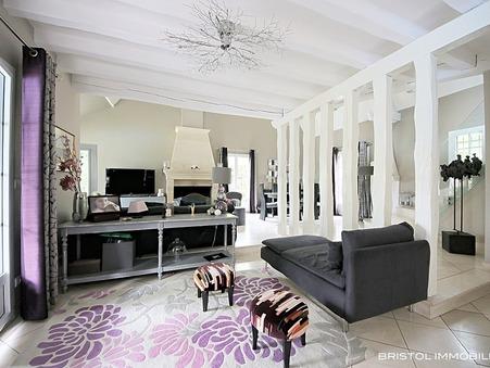 Maison de luxe Montmorency 1 100 000 €