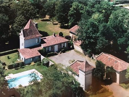 à vendre        Propriété de prestige Midi-Pyrénées 795 000 €