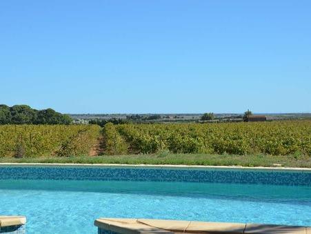 Vente Domaine viticole de luxe Agde 1 350 000 €