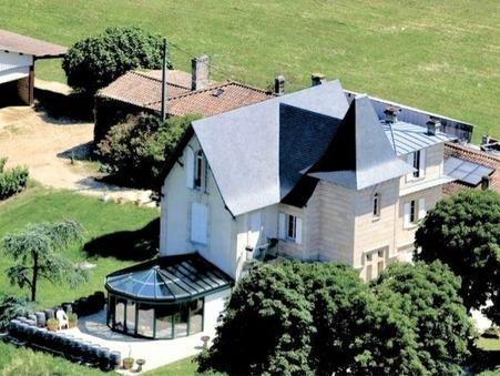 à vendre Château d'exception Saint André de Cubzac 627 000 €
