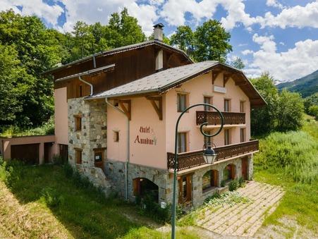 Hotel particulier de luxe Rhône-Alpes 2 990 000 €