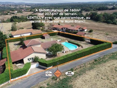 Achat Maison de prestige Lentilly 598 000 €