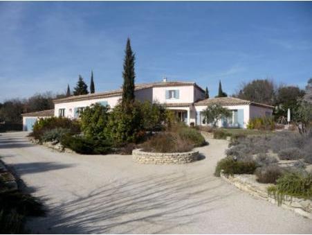 Vente Maison d'exception Vaucluse 990 000 €