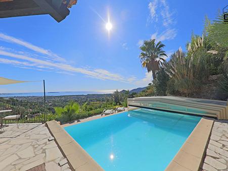 Vente Villa de luxe Mandelieu la Napoule 1 150 000 €