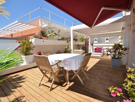 Vente Appartement d'exception Juan les Pins 770 000 €