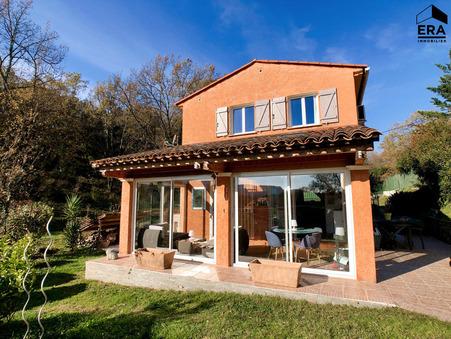Vente Maison de luxe Bagnols en Forêt 530 000 €