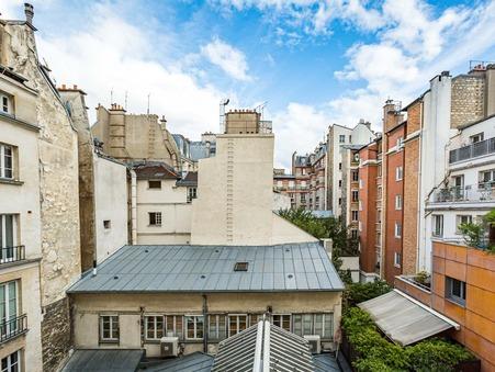 Achat Appartement de luxe Paris 857 000 €