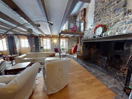 Achat        Bâtisse de prestige Auvergne 794 000 €