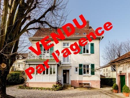 Acheter        Maison de qualité Alsace 760 000 €