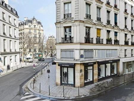 Achat Appartement de luxe Paris 1 390 000 €