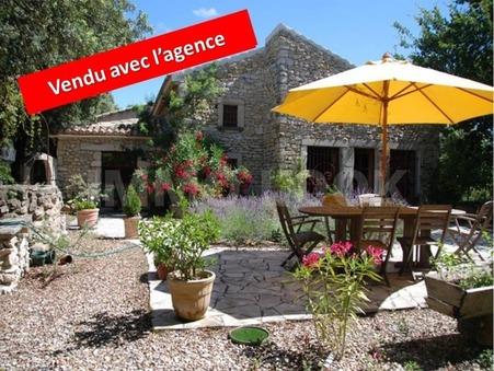 Vente Maison haut de gamme Vaucluse 525 000 €