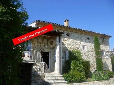 Vente Maison haut de gamme Drôme 598 000 €
