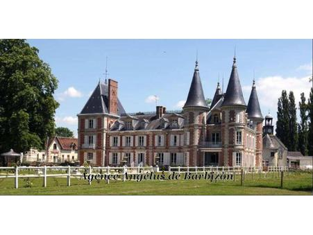 Achat Château haut de gamme Barbizon 3 832 000 €