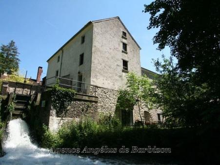Vente Moulin haut de gamme Seine et marne 5 775 000 €