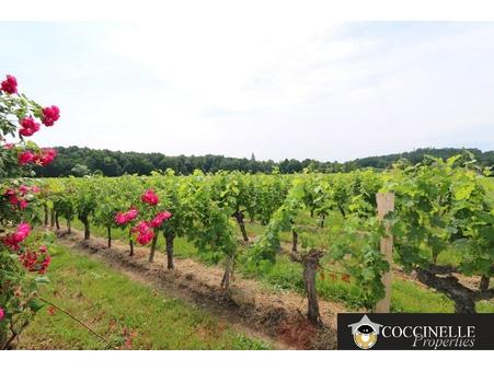 Vente Propriété viticole d'exception Gironde 848 000 €