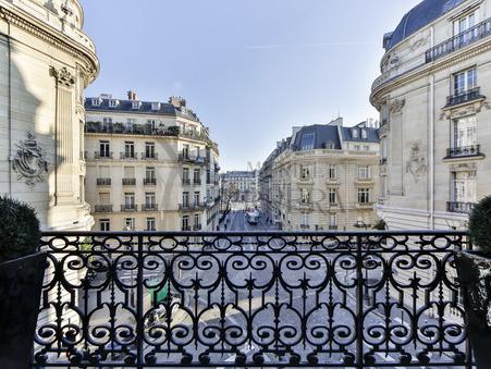 Vente Appartement grand standing Paris 2 650 000 €