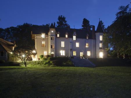 à vendre        Château  Centre 988 000 €