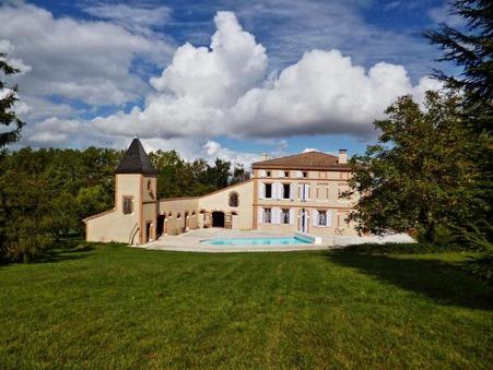 Vente Maison de maître de luxe Carbonne 760 000 €