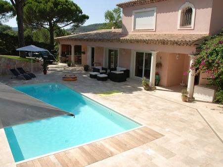 Maison de prestige Ste maxime 1 300 000 €