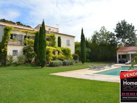 Vente Villa de prestige Bouches du rhône 930 000 €