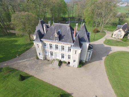 Acheter        Château de prestige Centre
