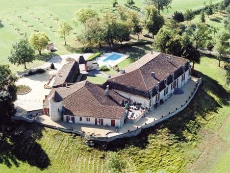 à vendre Château haut de gamme Lot et garonne 1 365 000 €