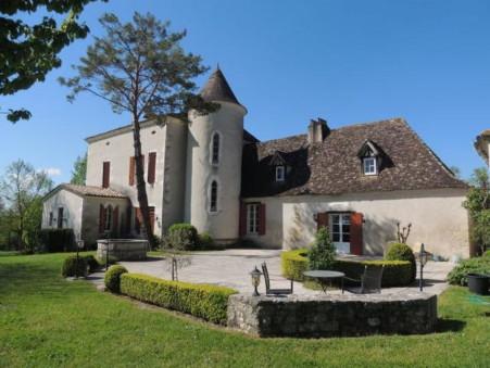 Achat Chateau grand standing Lot et garonne 848 000 €