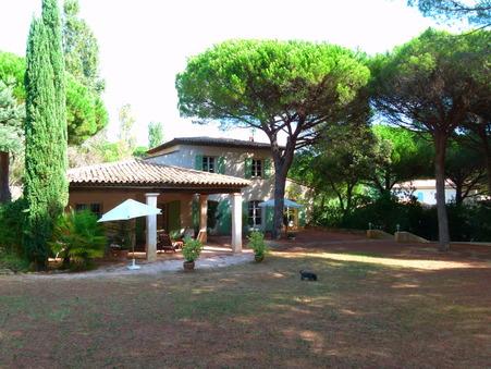 Vente Villa de qualité Sainte Maxime 1 250 000 €