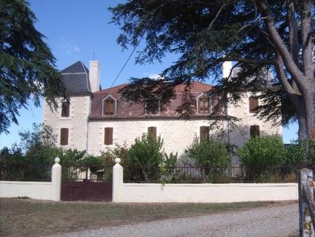 Vente Chateau de prestige Aquitaine 600 000 €