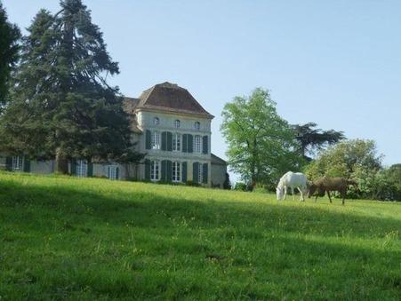 Vente Chateau de luxe Aquitaine 1 890 000 €