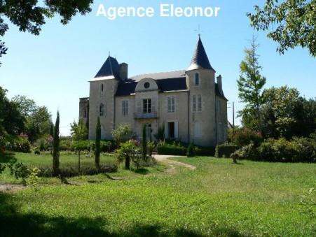 Vente Chateau de luxe Dordogne 1 260 000 €