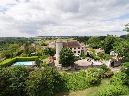 à vendre Château haut de gamme Dordogne 1 155 000 €