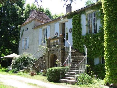 Achat Chateau haut de gamme Dordogne 514 100 €