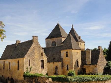 à vendre Château grand standing Dordogne 1 785 000 €