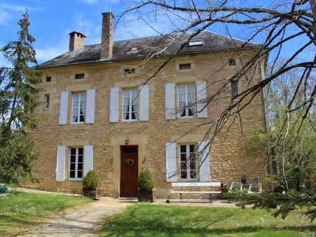 Vente Maison de maître de prestige Lot 945 000 €