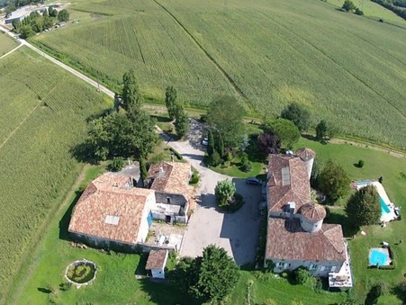 Vente Chateau d'exception Lot et garonne 609 000 €